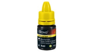i BOND Universal bottle