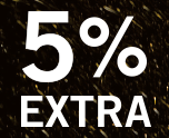 5% Extra for your scrap