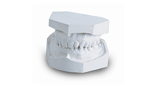 O-67 Snow White Orthodontic Stone